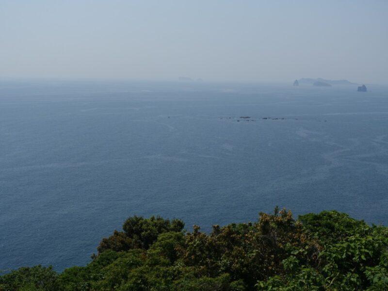 外海の景色
