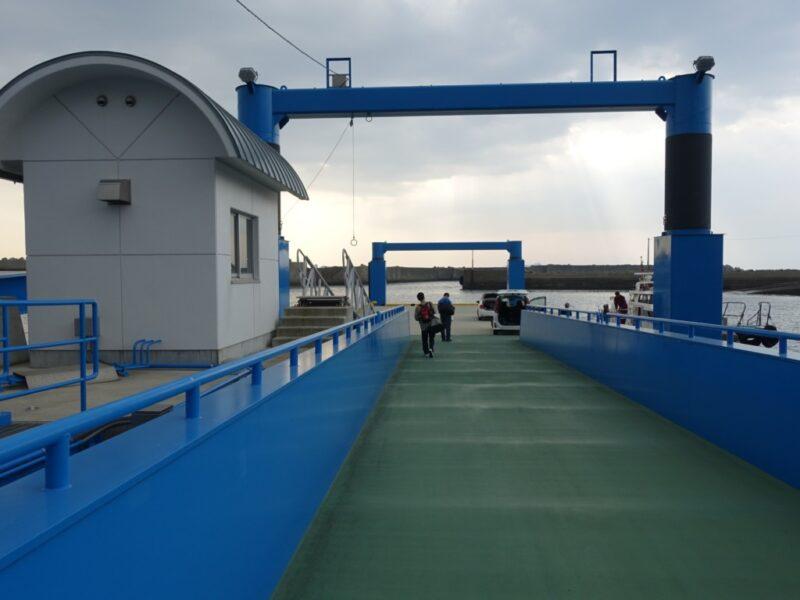神浦港桟橋