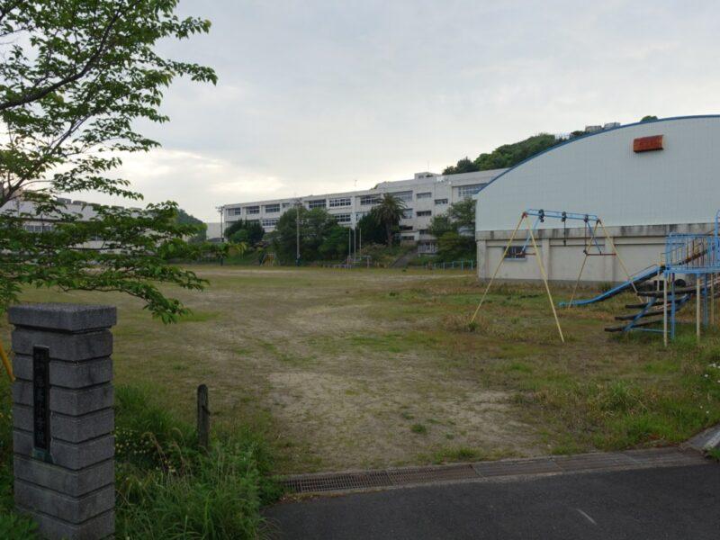 池島小中学校