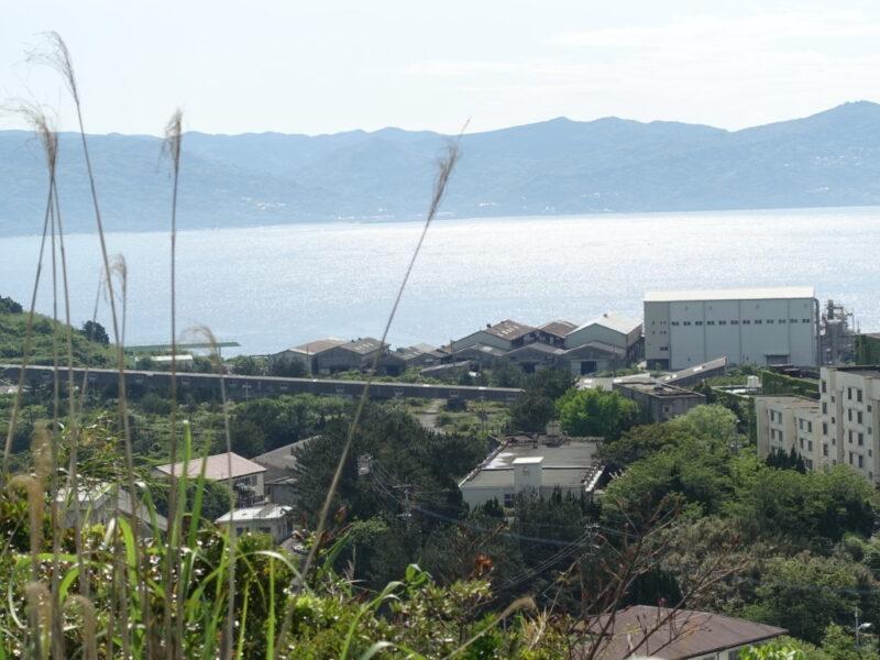 四方山からの景色