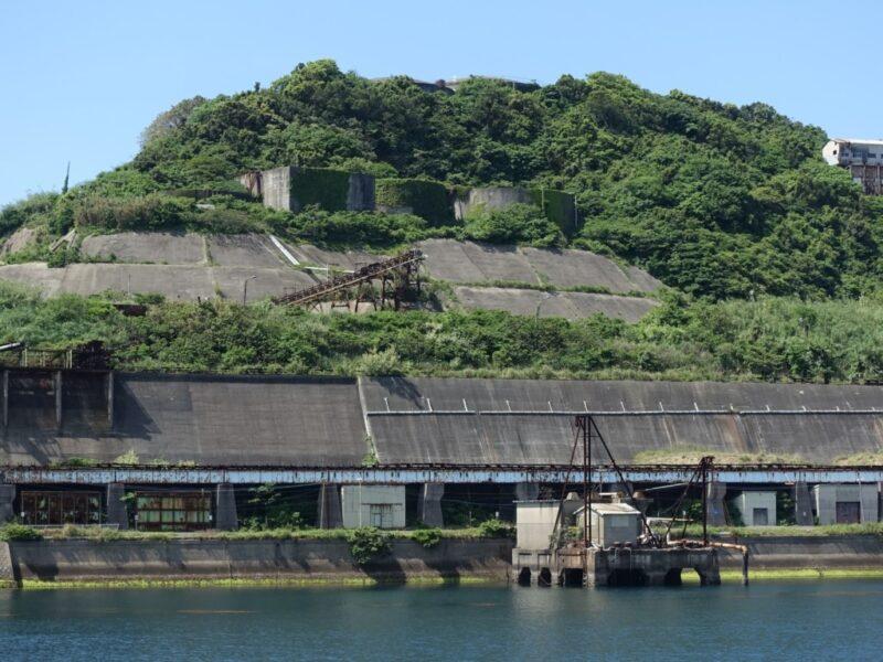 石炭積み出し港