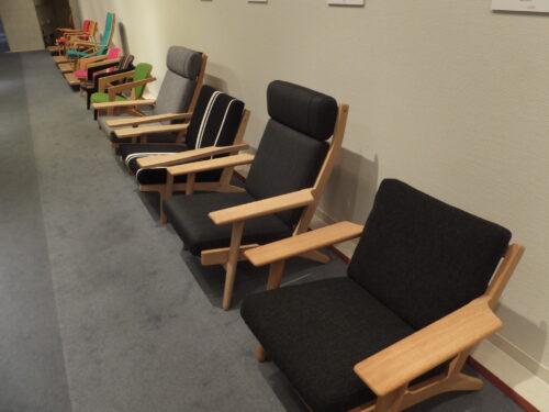ハンス・J・ウェグナーの椅子