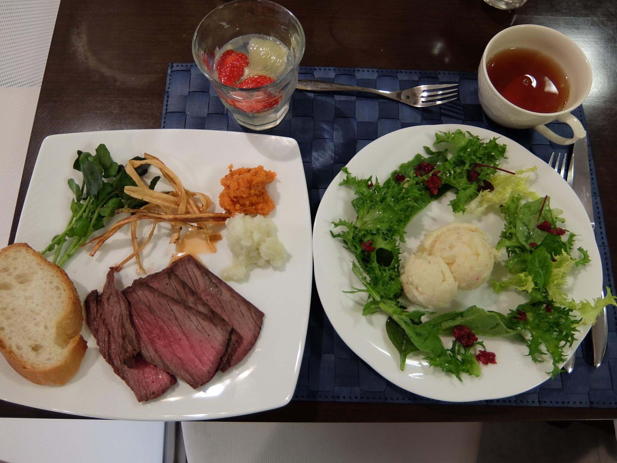 料理教室の料理