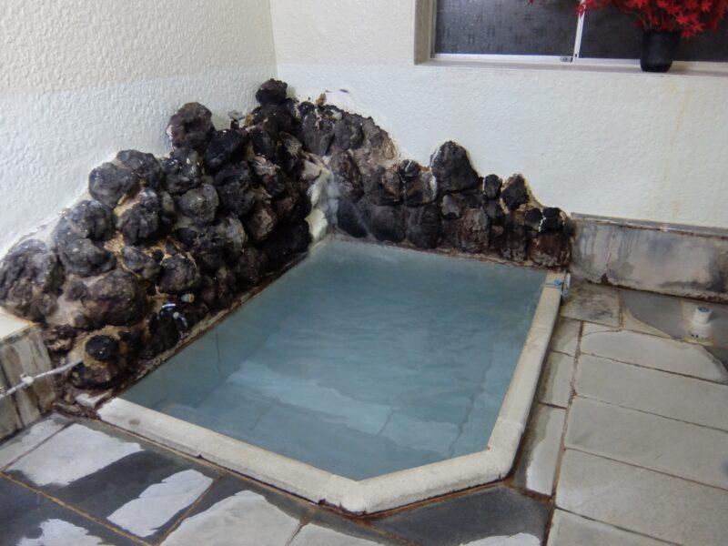 宿のお風呂