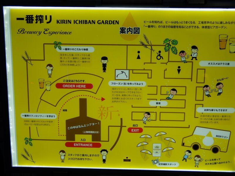 キリン一番搾りガーデン東京