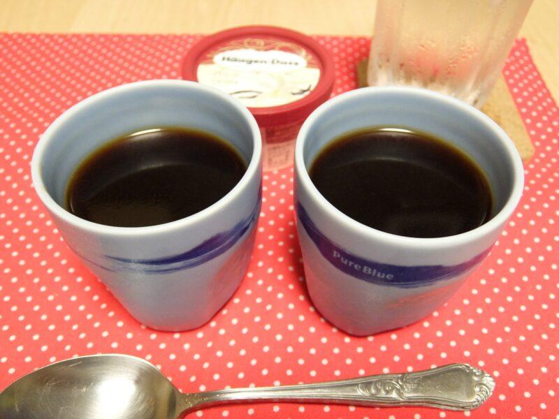 コーヒーゼリーを作る