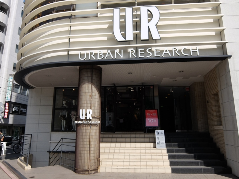 URBAN RESEARCH 渋谷店