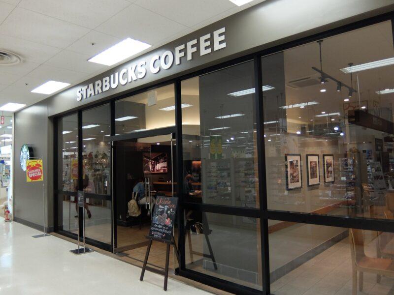 スターバックスコーヒー木場イトーヨーカドー店
