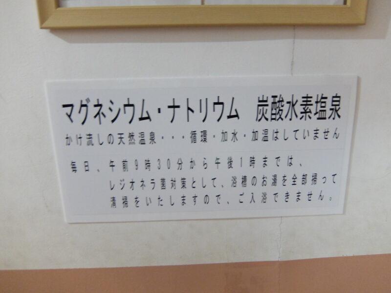 新鹿沢温泉成分