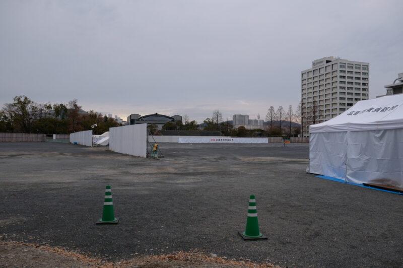市民球場跡地