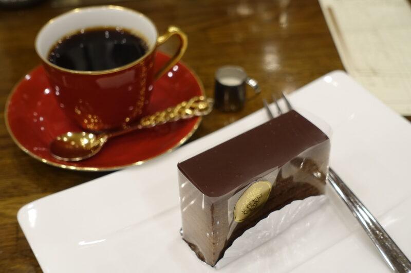 日本を代表する喫茶、バッハ