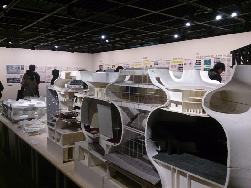 伊東豊雄展 台中メトロポリタンオペラハウスの軌跡 2005-2014