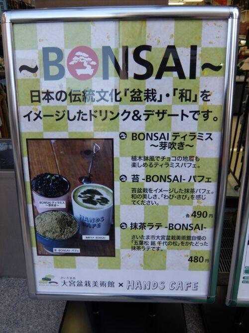 BONSAIカフェ