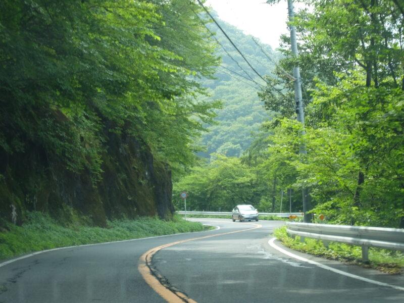秋名山のクライムヒル