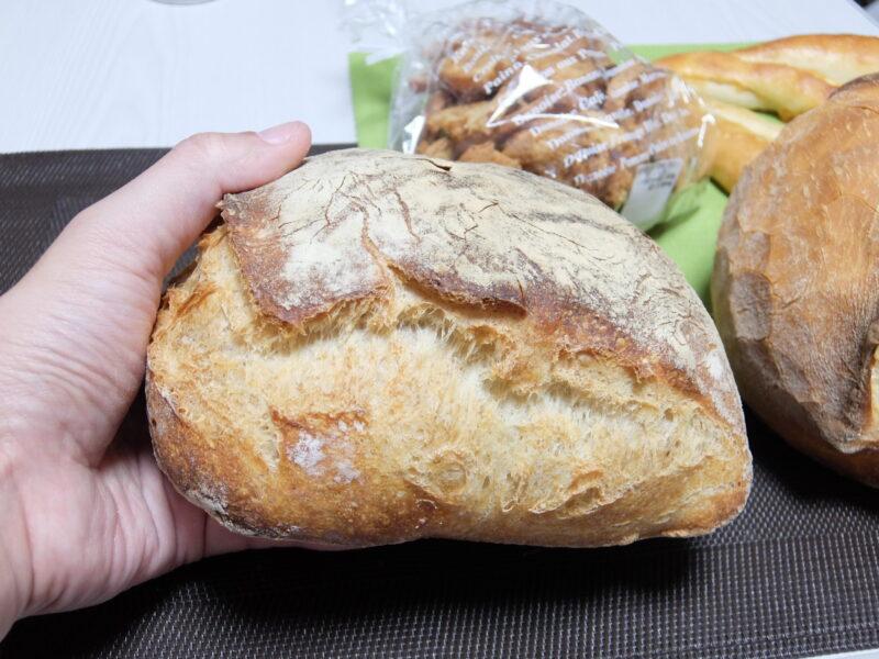 「ビゴの店」の武骨なハードパン