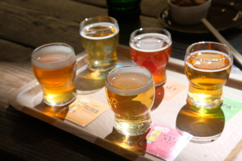 ビール各種