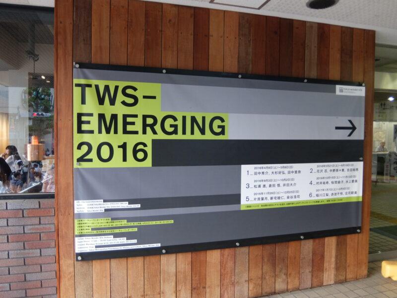 TWS-Emerging 2016 【第2期】