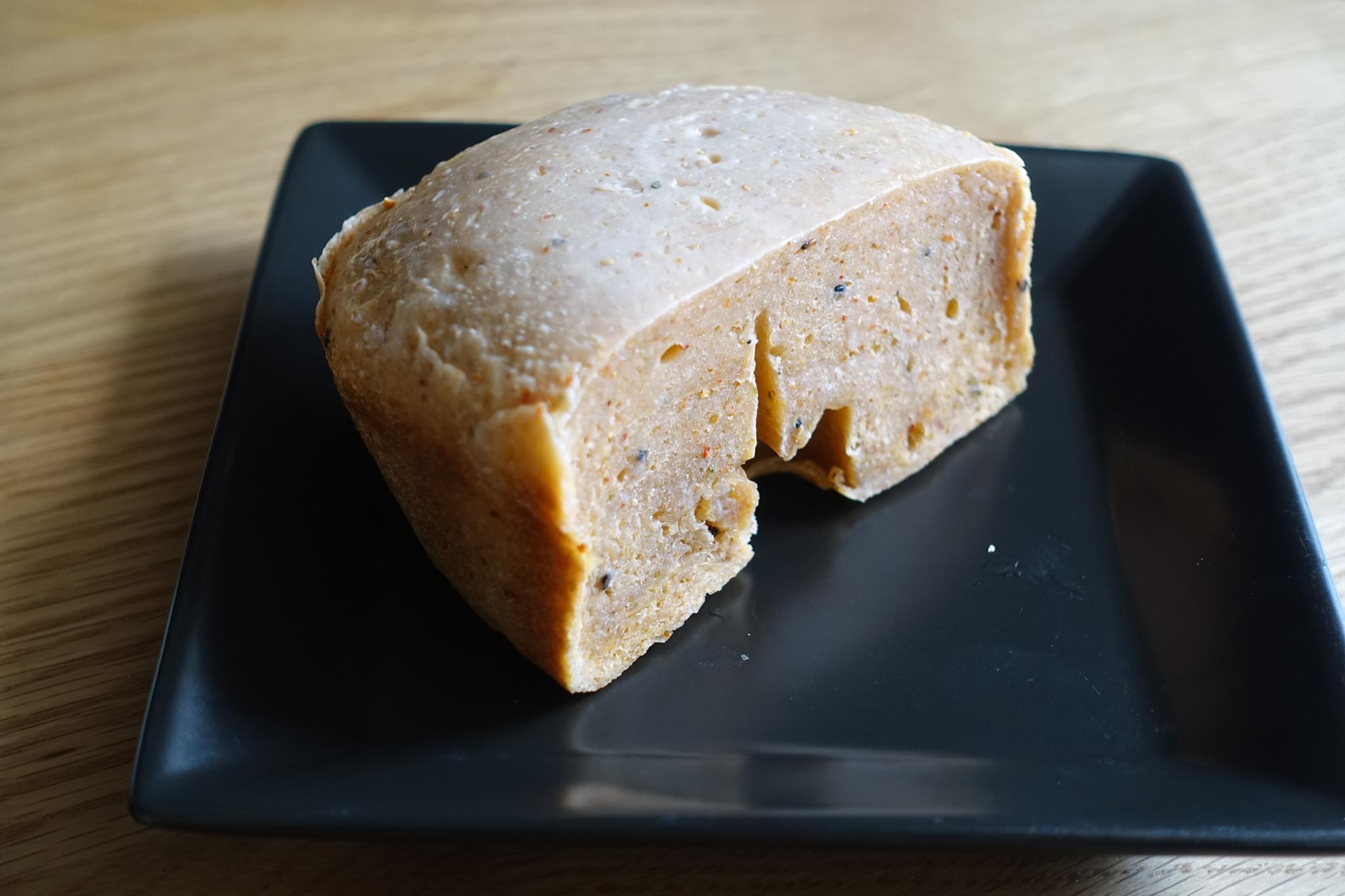 山椒七味パン