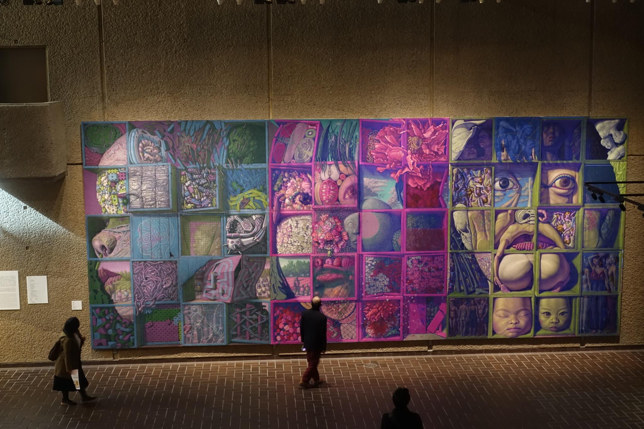 上野アーティストプロジェクト 現代の写実—映像を超えて/ 東京都現代美術館所蔵 近代の写実展