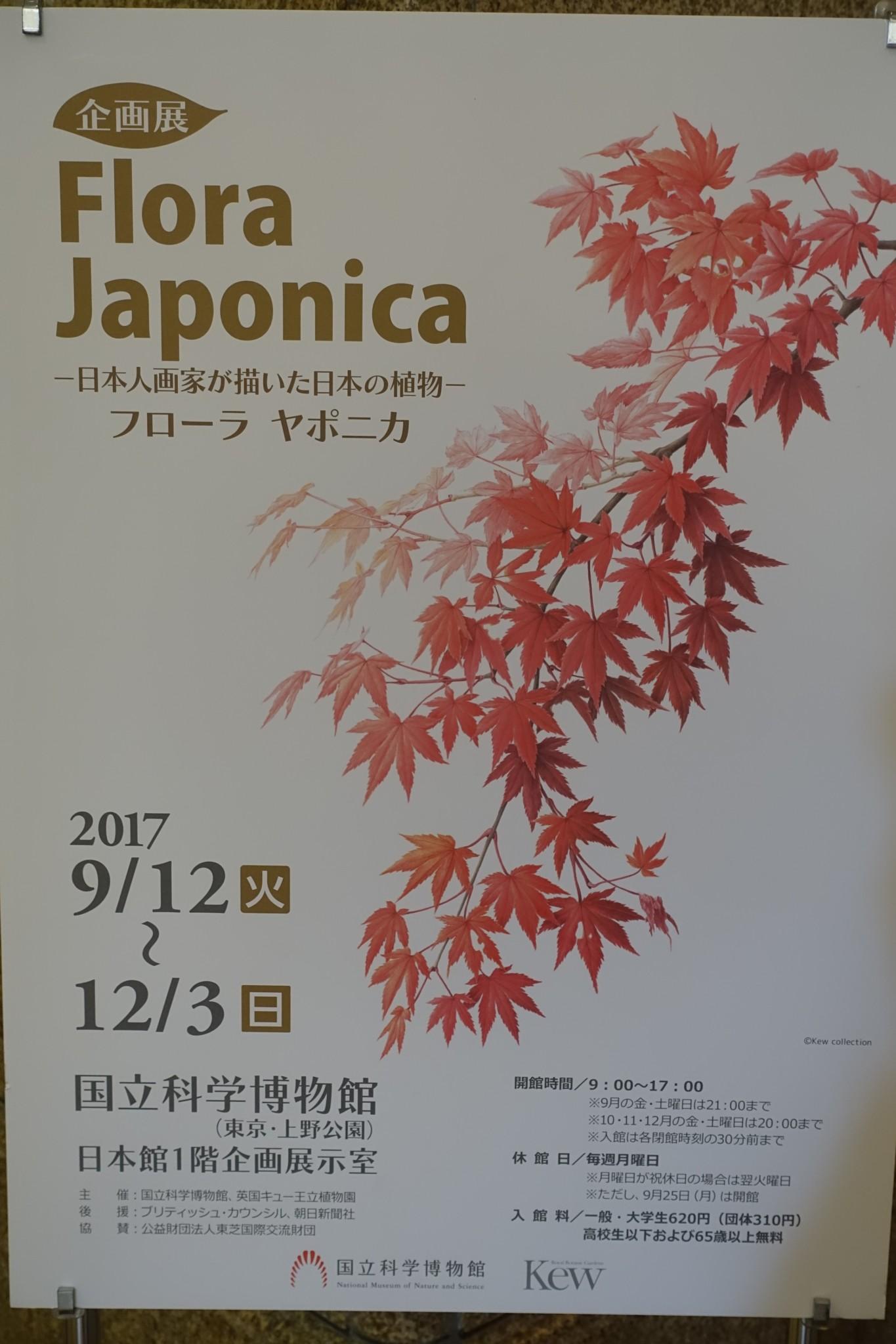フローラ ヤポニカ—日本人画家が描いた日本の植物—