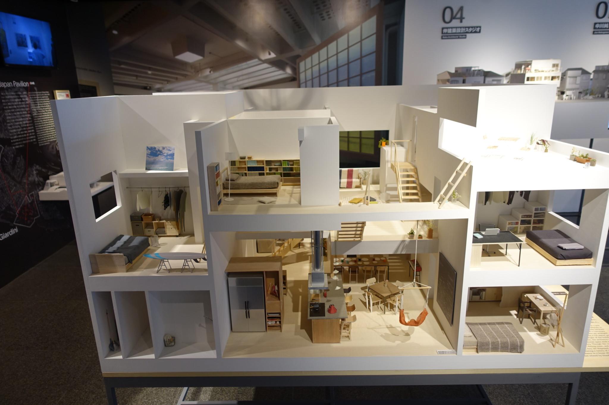 en[縁]:アート・オブ・ネクサス――第15回ヴェネチア・ビエンナーレ国際建築展日本館帰国展