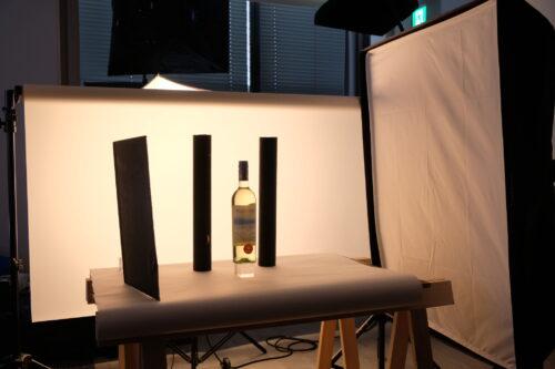 スタジオで撮影する!料理写真講座