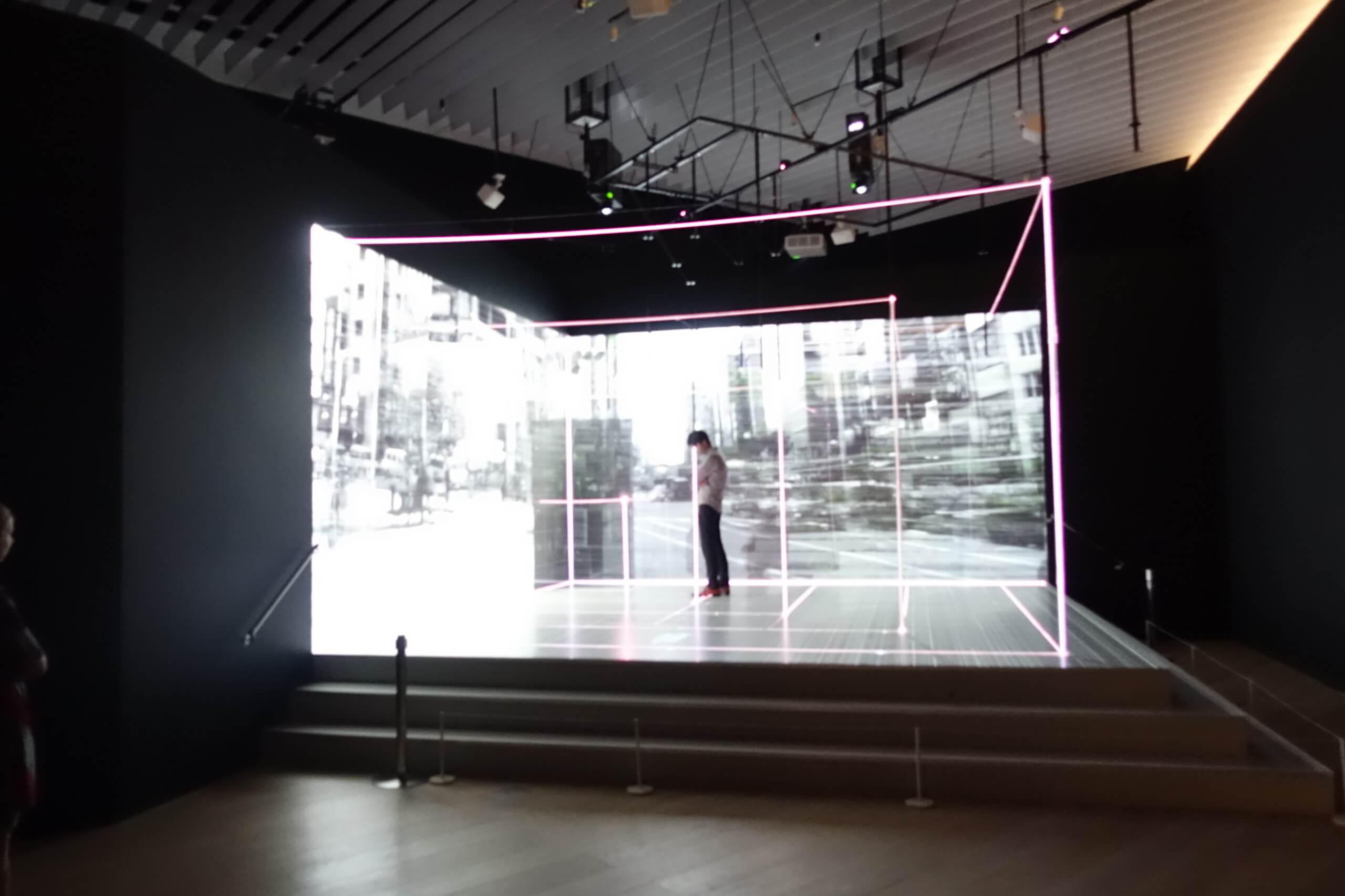 建築の日本展: その遺伝子のもたらすもの@森美術館