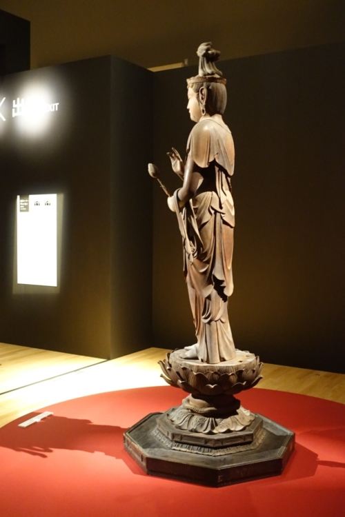特別展「京都 大報恩寺 快慶・定慶のみほとけ」@東京国立博物館
